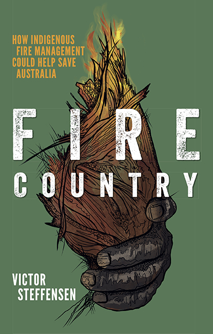 Fire Country cover
